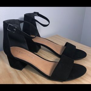 Ankle Strap Heels 8.5